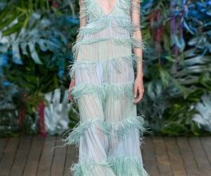 Alberta Ferretti, designer, and dress image
