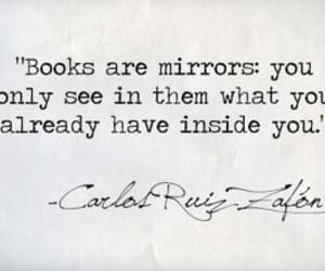 books, quote, and reader image
