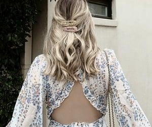 blonde, blonde girl, and blonde hair image