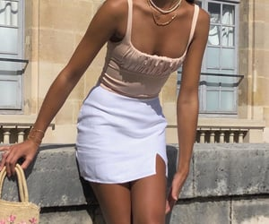 chic, fashion, and france image