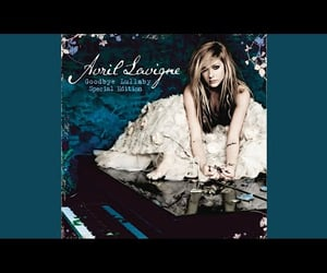 Avril Lavigne, I Love You, and smile image