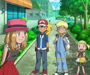 pikachu, pokemon, and ash ketchum image