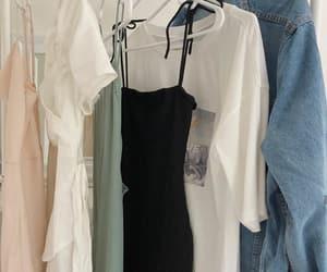 fashion, jean jacket, and shops image