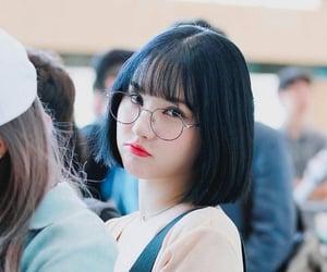 korean girl, cutie girl, and gfriend image
