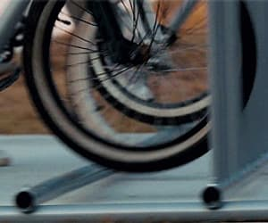 bikes, gif, and school image
