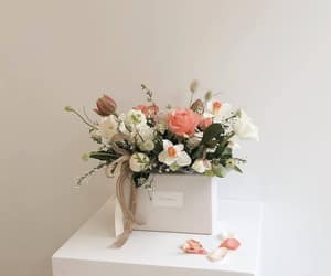 bouquet, flowers, and goals image