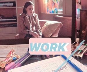 class, homework, and school image