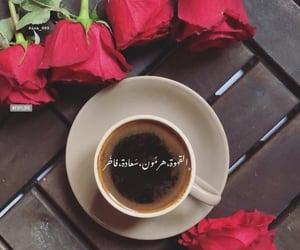 coffee, flowers, and ستوريات image