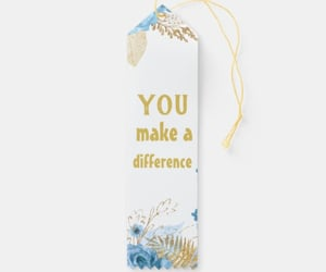 bookmarks, thank you, and gifts image