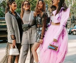 backstage, moda, and fashion image