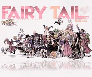 anime, article, and fairy tail image