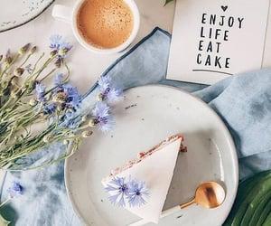 comida, postre, and delicioso image
