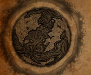 brown, pandora, and planet image
