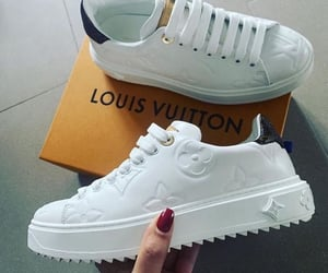 basic, shoes, and louisvuitton image