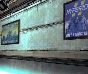 Hyperion, posters, and sci-fi image