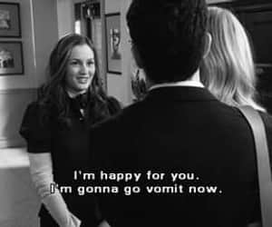 black and white, gossip girl, and quotable image