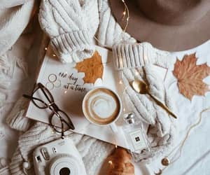 article, cosy, and fall image
