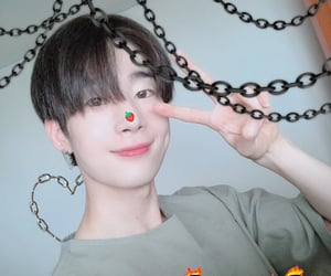 x1, soft edit, and seungwoo image