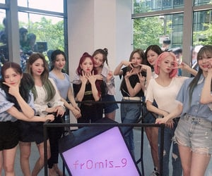 k-pop, fromis_9, and kpop image