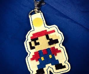 etsy, Luggage tag, and retro gamer image
