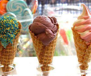 chocolate, love it, and ice cream image