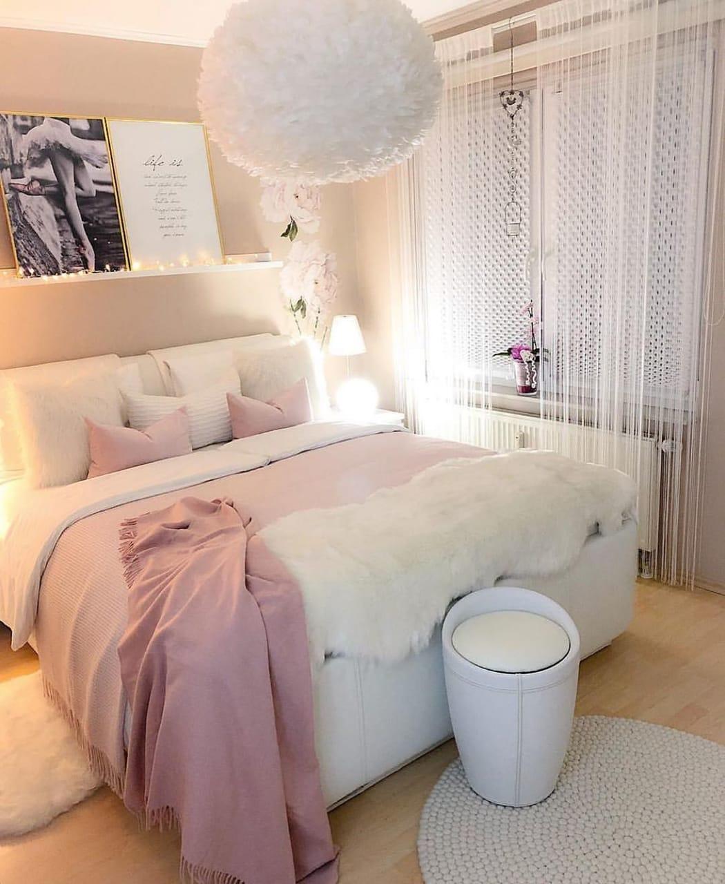 "Room For Girl Interior Inspo on Instagram: ""Beautiful bedroom"