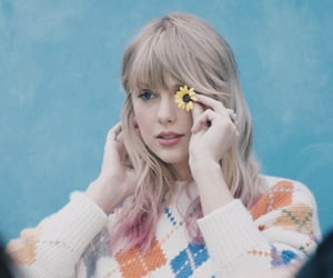 Taylor Swift and lover image