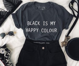 black, life, and is image