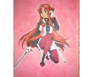 anime, art, and disegno image