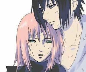 article, manga, and sasuke image