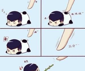 panda, seungri, and lee seung hyun image