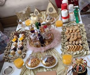 table, algerie, and maroc image