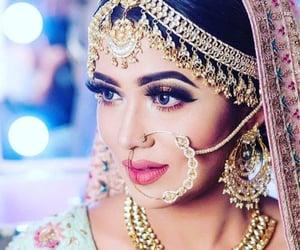 beautiful, bridal, and bride image