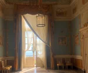 curtains, Dream, and dreamy image