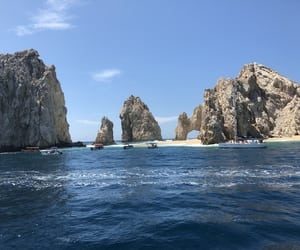 beach, Cabo, and cabosanlucas image
