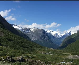 beautiful, norway, and nature image