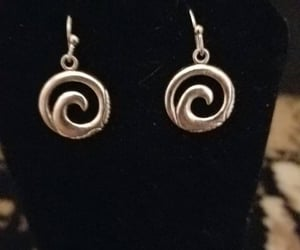 etsy, pretty, and drop earrings image