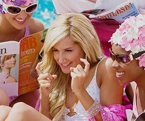 HSM, high school musical 2, and ashely tisdale image