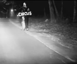 circus, creepy, and dark image