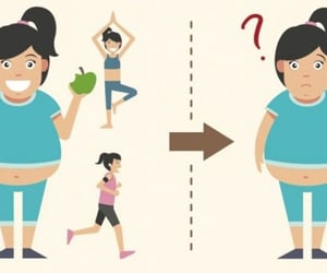 diet, fat, and weightloss image