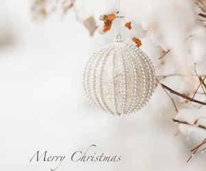 holiday, magic, and snow image