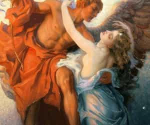 art angel paint image