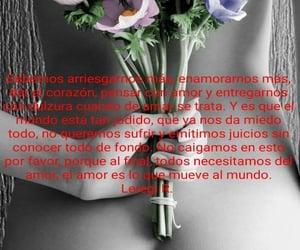 alma, amor, and escrito image