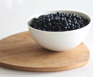 blueberries, food, and blueberry image