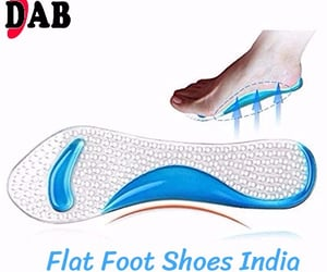 flat foot shoes india image