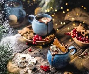 christmas, lights, and sweet image