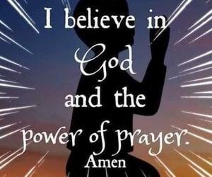 amen, god, and jesus image
