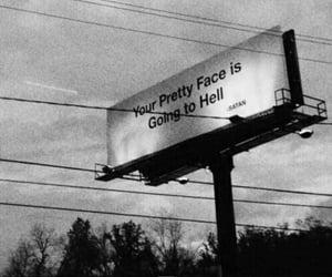 beautiful, Devil, and pretty face image