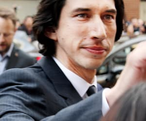 handsome, adam driver, and Hot image