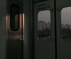 dark, aesthetic, and gray image